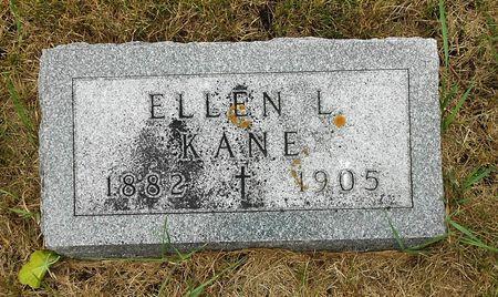 LAUGHLIN KANE, ELLEN - Palo Alto County, Iowa | ELLEN LAUGHLIN KANE