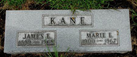 KANE, JAMES E - Palo Alto County, Iowa | JAMES E KANE