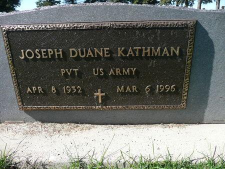KATHMAN, JOSEPH - Palo Alto County, Iowa | JOSEPH KATHMAN