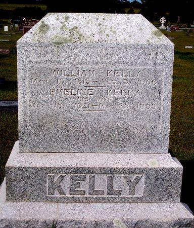 KELLY, WILLIAM - Palo Alto County, Iowa | WILLIAM KELLY