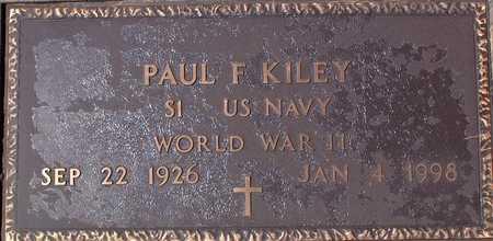 KILEY, PAUL - Palo Alto County, Iowa | PAUL KILEY