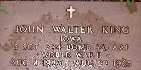 KING, JOHN - Palo Alto County, Iowa | JOHN KING