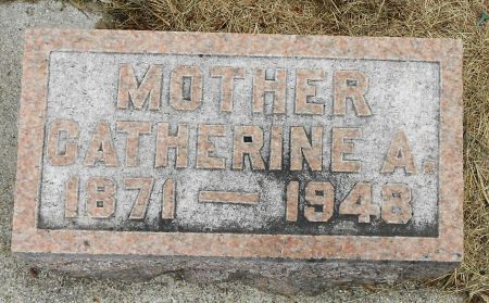 ROWAN KLEIBER, CATHERINE ANNA - Palo Alto County, Iowa | CATHERINE ANNA ROWAN KLEIBER