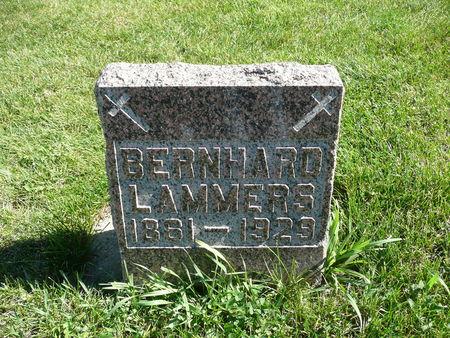 LAMMERS, BERNHARD - Palo Alto County, Iowa | BERNHARD LAMMERS