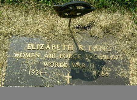 LANG, ELIZABETH - Palo Alto County, Iowa | ELIZABETH LANG