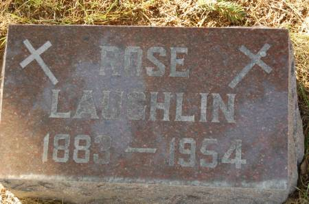 LAUGHLIN, ROSE - Palo Alto County, Iowa | ROSE LAUGHLIN
