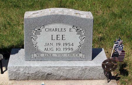 LEE, CHARLES E. - Palo Alto County, Iowa | CHARLES E. LEE