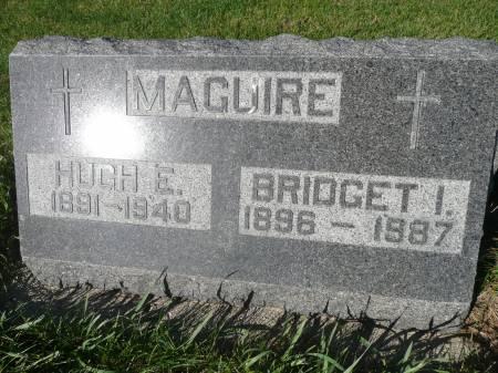 MAGUIRE, HUGH E - Palo Alto County, Iowa   HUGH E MAGUIRE