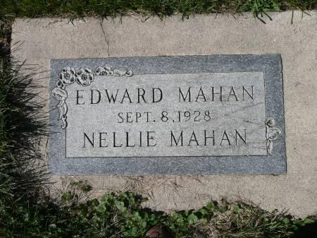 MAHAN, EDWARD - Palo Alto County, Iowa | EDWARD MAHAN