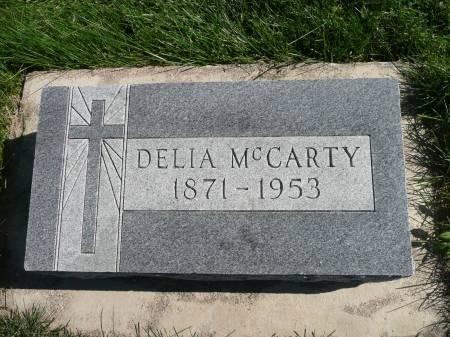 MCCARTY, DELIA - Palo Alto County, Iowa | DELIA MCCARTY