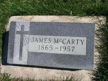 MCCARTY, JAMES - Palo Alto County, Iowa | JAMES MCCARTY