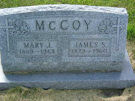 MCCOY, MARY J. - Palo Alto County, Iowa | MARY J. MCCOY