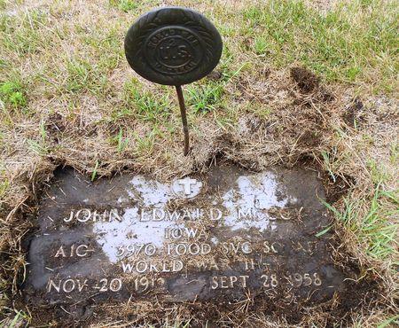 MCCOY, JOHN EDWARD - Palo Alto County, Iowa | JOHN EDWARD MCCOY