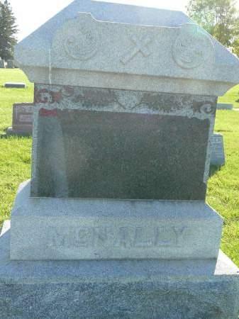 MCNALLY, FAMILY - Palo Alto County, Iowa | FAMILY MCNALLY