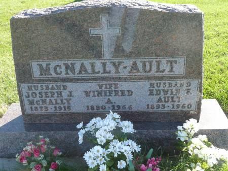 AULT, WINIFRED A - Palo Alto County, Iowa | WINIFRED A AULT