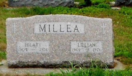 FLAHERTY MILLEA, LILLIAN - Palo Alto County, Iowa | LILLIAN FLAHERTY MILLEA