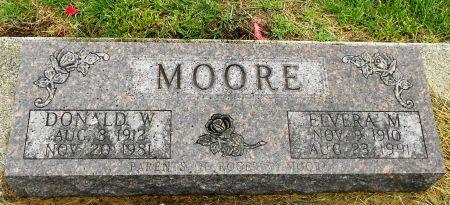 MOORE, ELVERA M - Palo Alto County, Iowa | ELVERA M MOORE