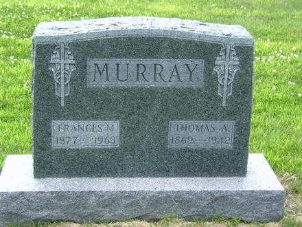 MURRAY, THOMAS A. - Palo Alto County, Iowa | THOMAS A. MURRAY