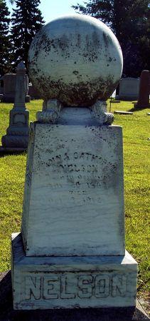 NELSON, ANNA CATHARINE - Palo Alto County, Iowa | ANNA CATHARINE NELSON
