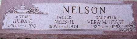 NELSON HESSE, VERA - Palo Alto County, Iowa | VERA NELSON HESSE