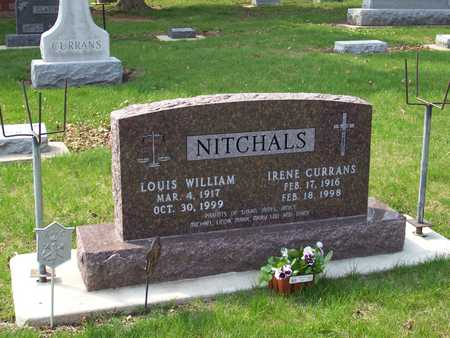 CURRANS NITCHALS, IRENE A. - Palo Alto County, Iowa | IRENE A. CURRANS NITCHALS