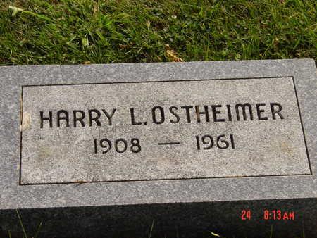 OSTHEIMER, HARRY L. - Palo Alto County, Iowa   HARRY L. OSTHEIMER