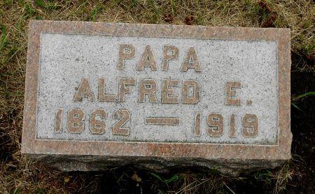 PATTEN, ALFRED ELLSWORTH - Palo Alto County, Iowa | ALFRED ELLSWORTH PATTEN