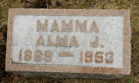KLEIBER PATTEN, ALMA JOSEPHINE - Palo Alto County, Iowa | ALMA JOSEPHINE KLEIBER PATTEN