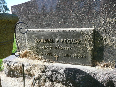 PEGUN, GABRIEL - Palo Alto County, Iowa   GABRIEL PEGUN
