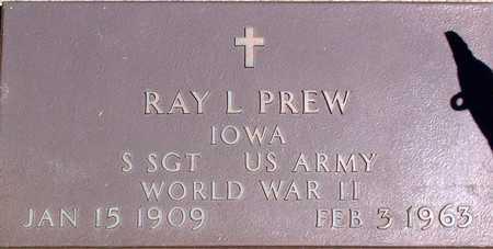 PREW, RAY - Palo Alto County, Iowa | RAY PREW