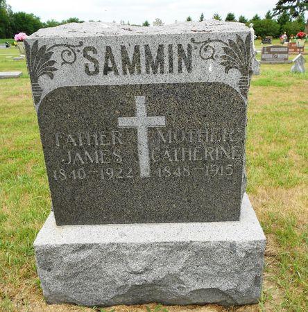 SAMMIN, CATHERINE - Palo Alto County, Iowa | CATHERINE SAMMIN