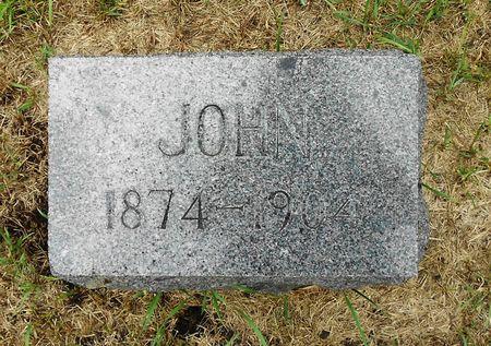 SAMMIN, JOHN - Palo Alto County, Iowa | JOHN SAMMIN