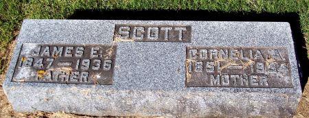 SCOTT, CORNELIA A - Palo Alto County, Iowa | CORNELIA A SCOTT