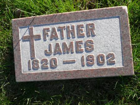 SHERLOCK, JAMES - Palo Alto County, Iowa   JAMES SHERLOCK