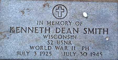 SMITH, KENNETH DEAN - Palo Alto County, Iowa | KENNETH DEAN SMITH