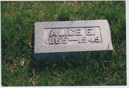SPROUT, ALICE - Palo Alto County, Iowa | ALICE SPROUT
