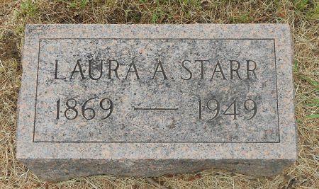 BAKER STARR, LAURA ANN - Palo Alto County, Iowa | LAURA ANN BAKER STARR