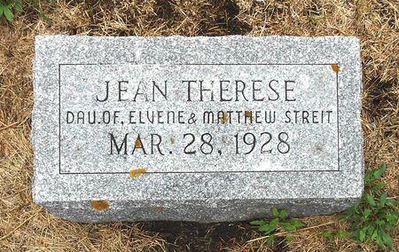 STREIT, JEAN THERESE - Palo Alto County, Iowa | JEAN THERESE STREIT