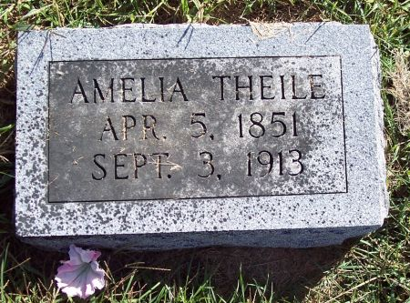 THEILE, AMELIA - Palo Alto County, Iowa | AMELIA THEILE