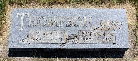 THOMPSON, NORMAN G. - Palo Alto County, Iowa | NORMAN G. THOMPSON