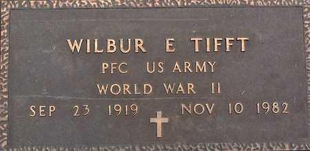 TIFFT, WILBUR - Palo Alto County, Iowa | WILBUR TIFFT