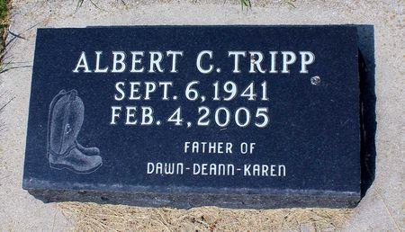 TRIPP, ALBERT C. - Palo Alto County, Iowa   ALBERT C. TRIPP