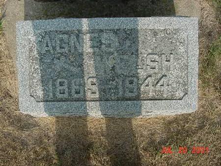 WALSH, AGNES - Palo Alto County, Iowa | AGNES WALSH