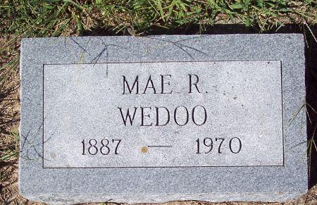 WEDOO, MAE ROSINA - Palo Alto County, Iowa | MAE ROSINA WEDOO