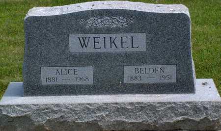 WEIKEL, REV. BELDEN - Palo Alto County, Iowa | REV. BELDEN WEIKEL