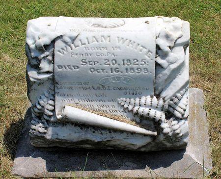WHITE, WILLIAM - Palo Alto County, Iowa | WILLIAM WHITE