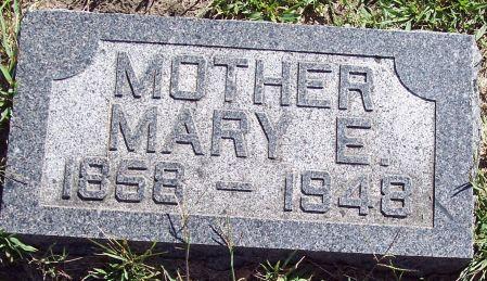 KLEIBER ZEIGLER, MARY ELIZABETH - Palo Alto County, Iowa   MARY ELIZABETH KLEIBER ZEIGLER