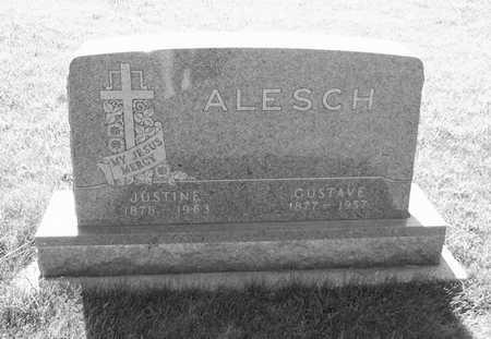 ALESCH, GUSTAVE - Plymouth County, Iowa | GUSTAVE ALESCH