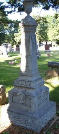 AMOS, BEN F. - Plymouth County, Iowa | BEN F. AMOS