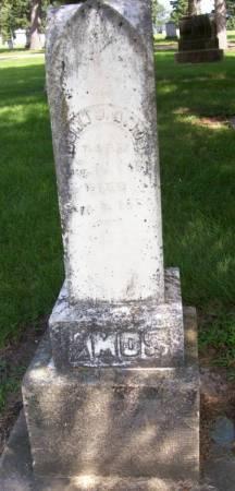 AMOS, JOHN J. - Plymouth County, Iowa | JOHN J. AMOS